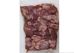 国産豚のカシラ肉